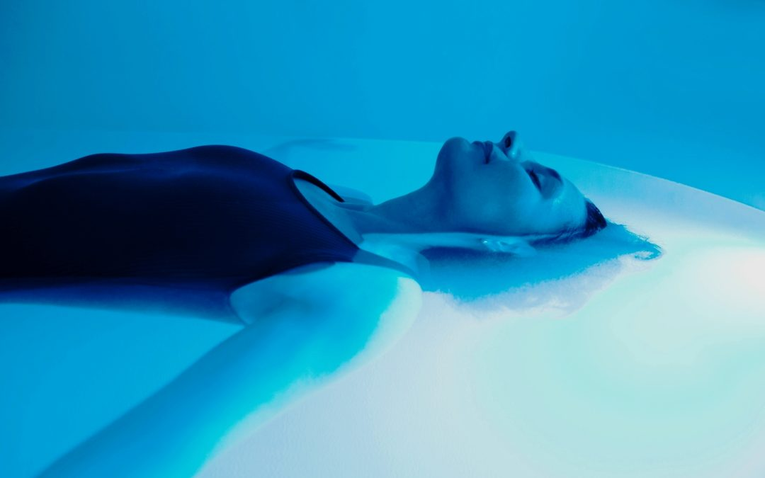 How Floating in a Sensory Deprivation Tank Helps Ease Anxiety